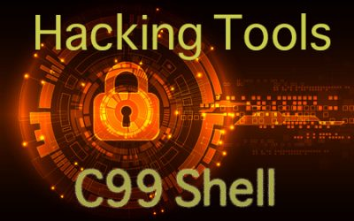 Hacking tools: C99 Shell